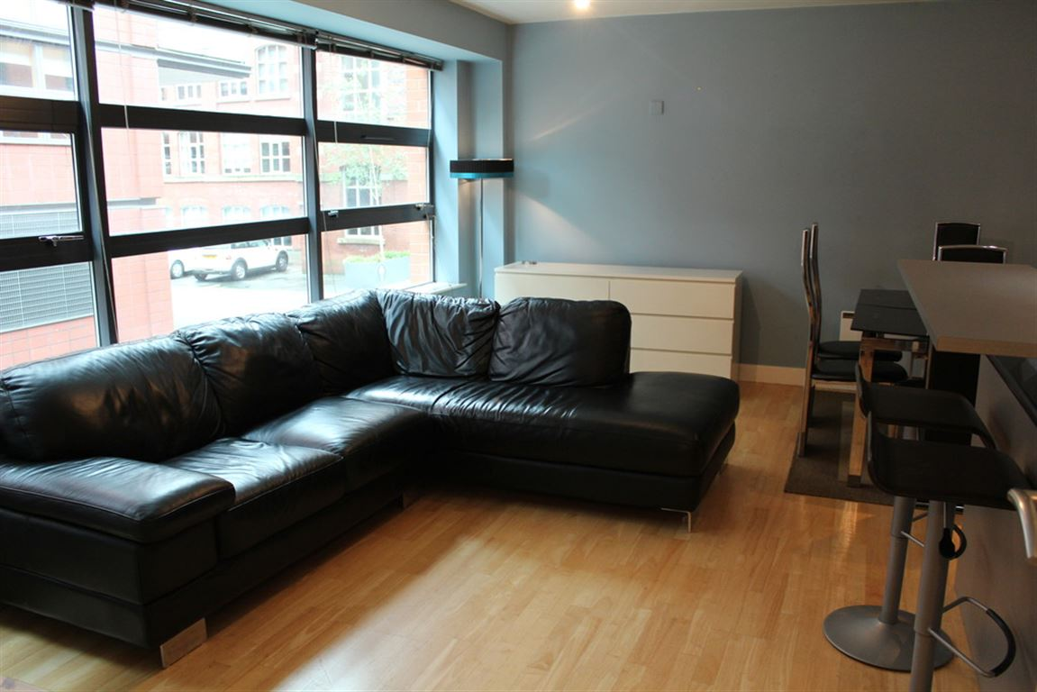 Pickford Street, Manchester - 2 Bed - Apartment
