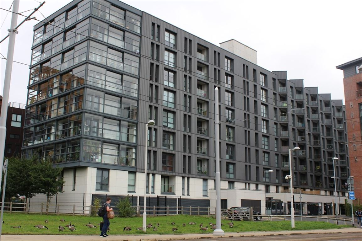 Milliners Wharf, New Islington - 1 Bed - Apartment