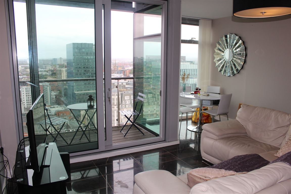 Great Northern Tower, Manchester - 2 Bed - Apartment