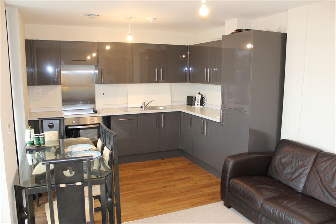 Bridgewater Gate, Salford - 2 Bed - Apartment