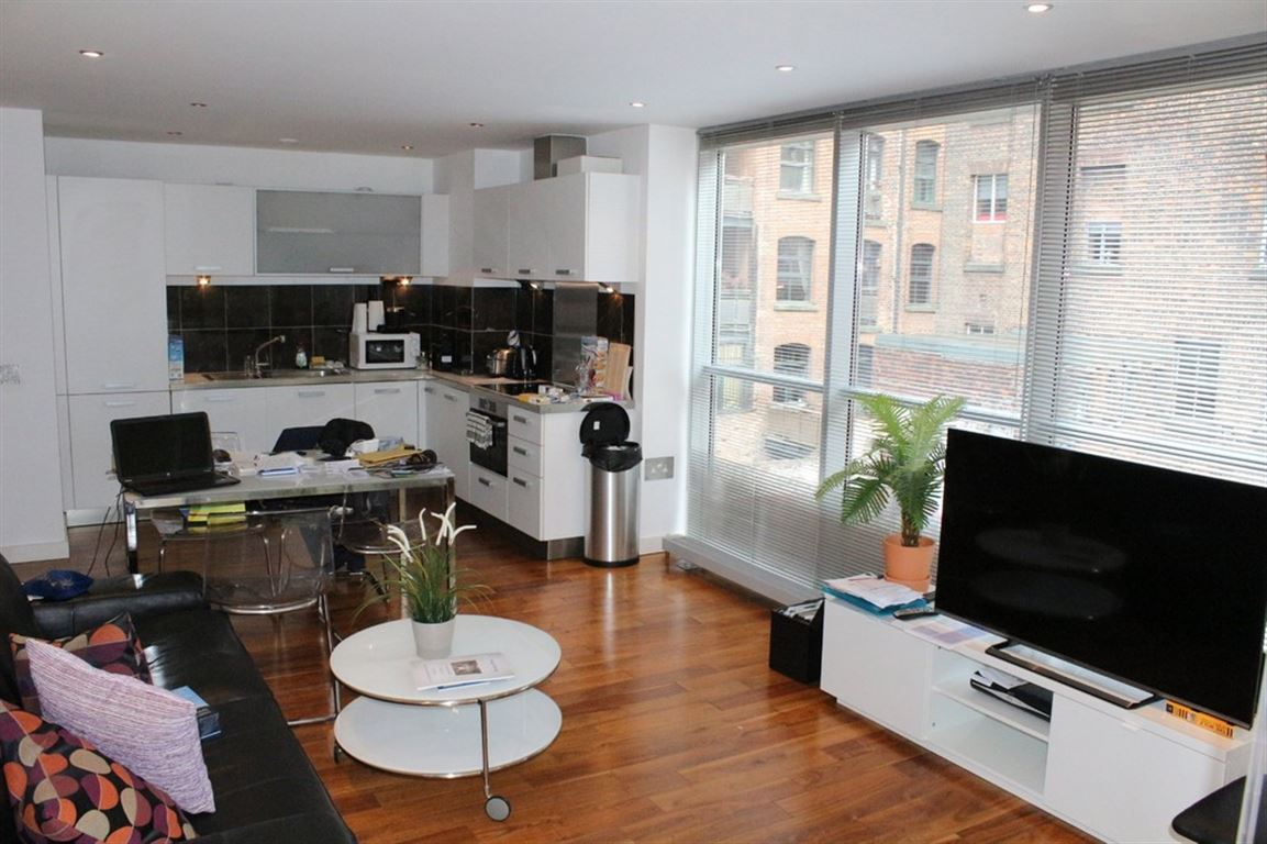 The Edge, Salford - 1 Bed - Apartment