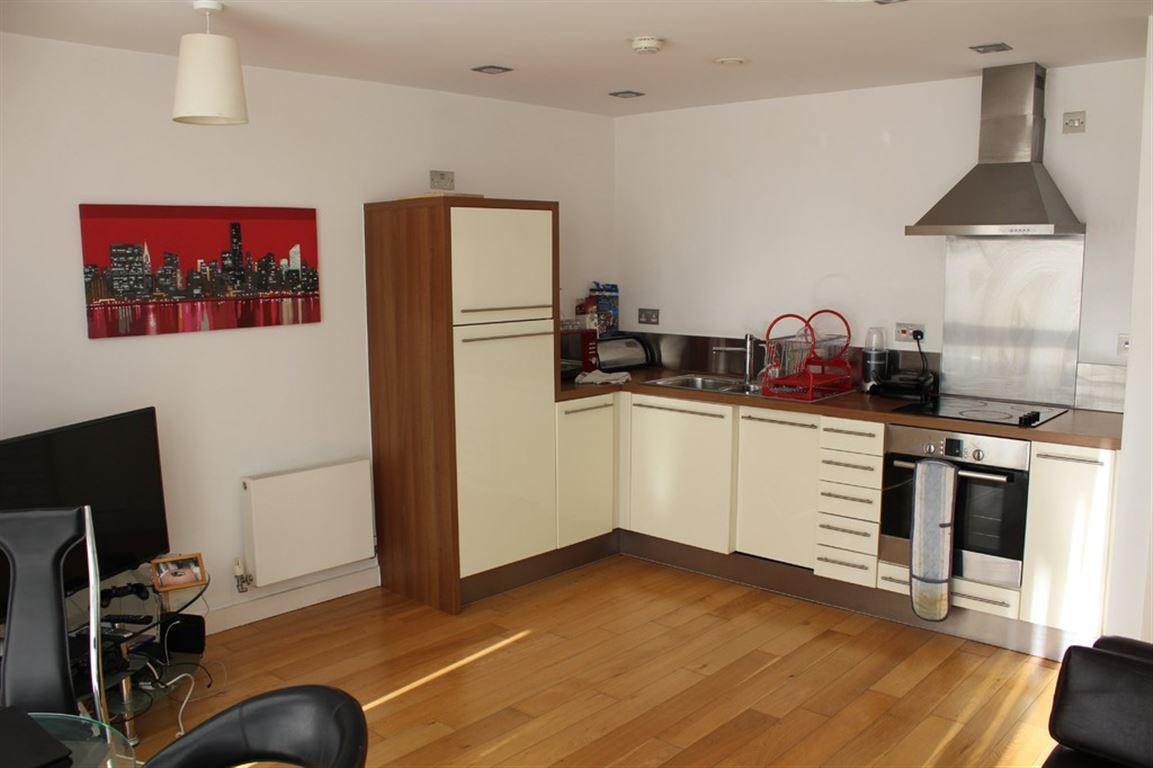 Islington Wharf, Block A, Manchester - 1 Bed - Apartment