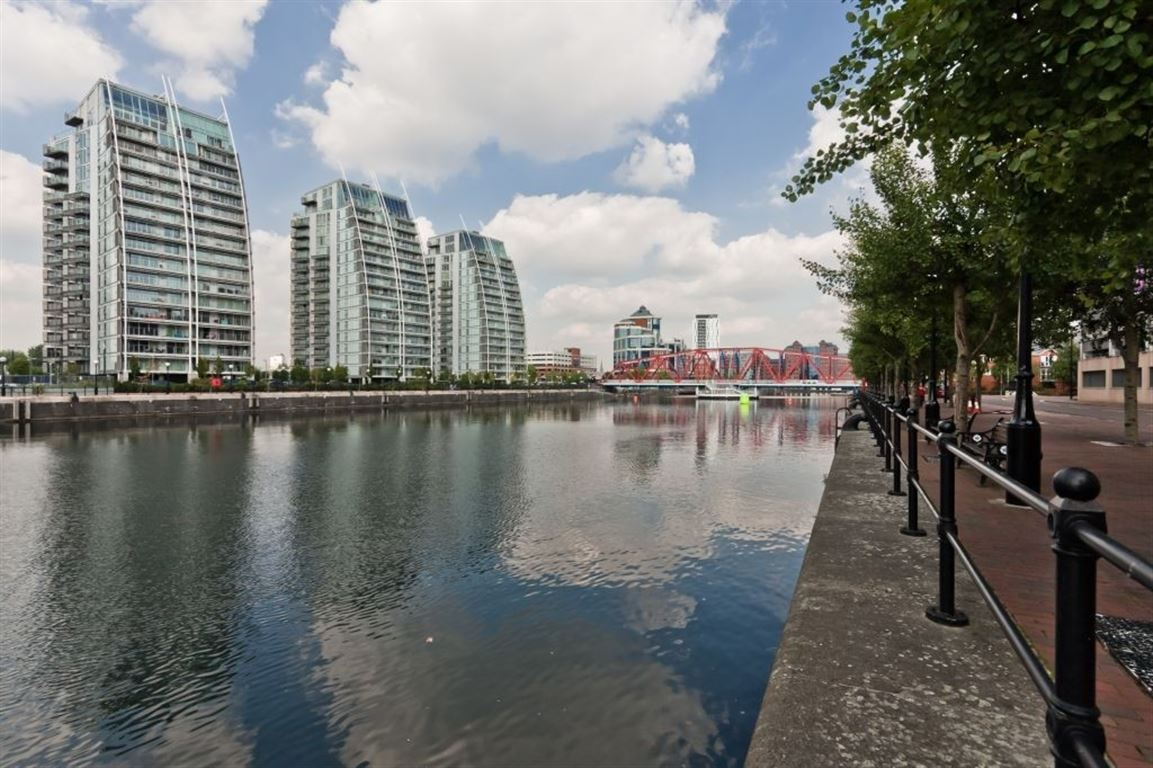NV Building, Salford Quays - 1 Bed - Apartment