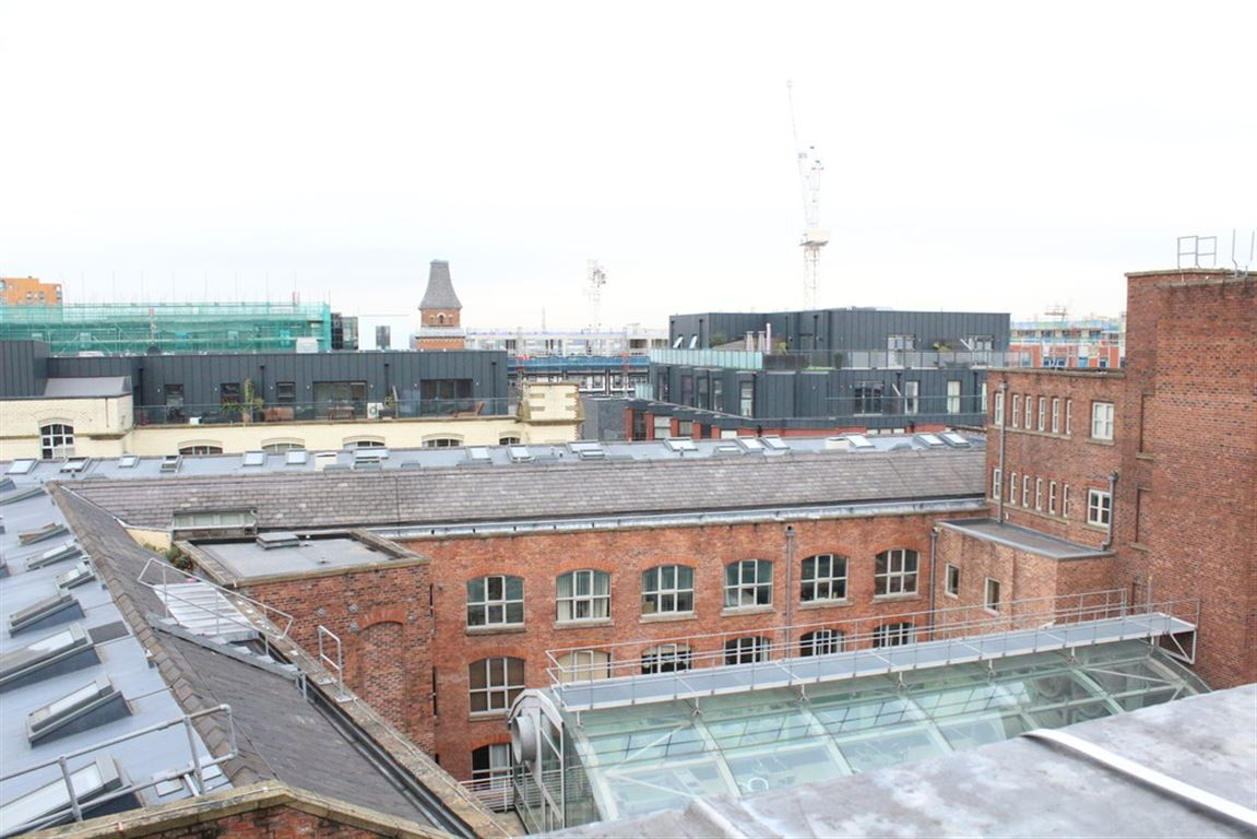Royal Mills, Ancoats - 2 Bed - Apartment