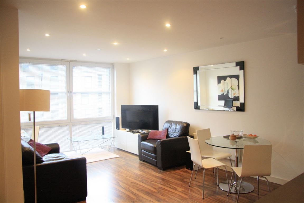 Milliners Wharf, Manchester - 1 Bed - Apartment
