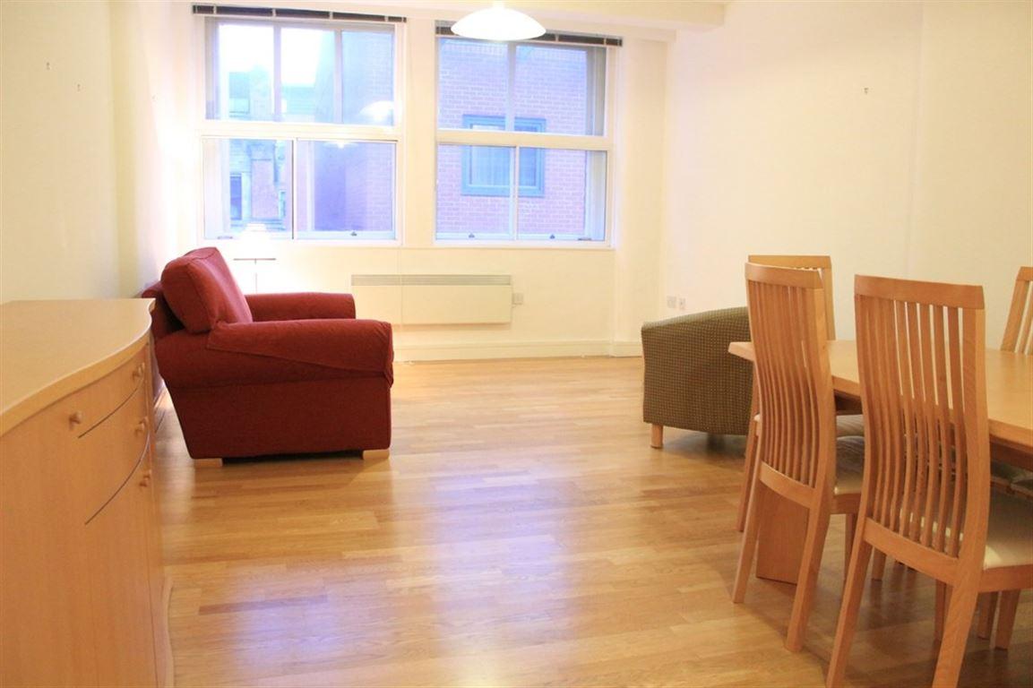 30 Princess Street, Manchester - 2 Bed - Apartment