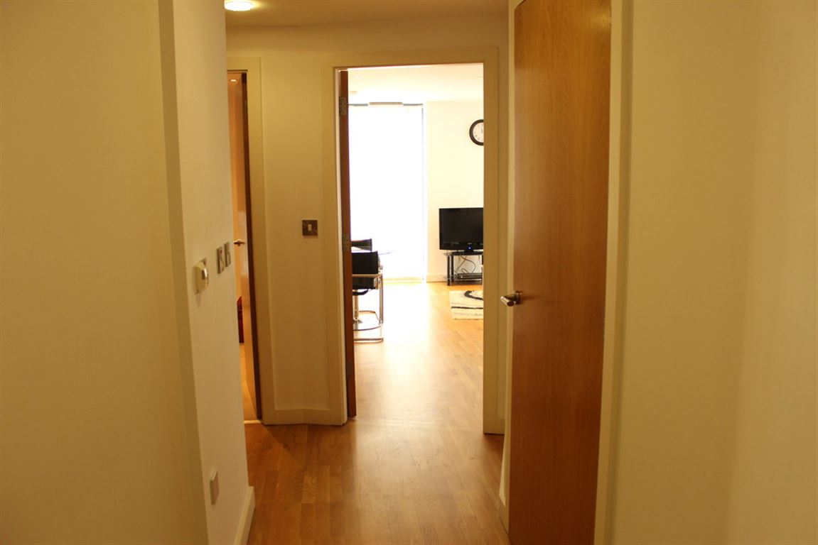 Millennium Tower, Salford - 1 Bed - Apartment