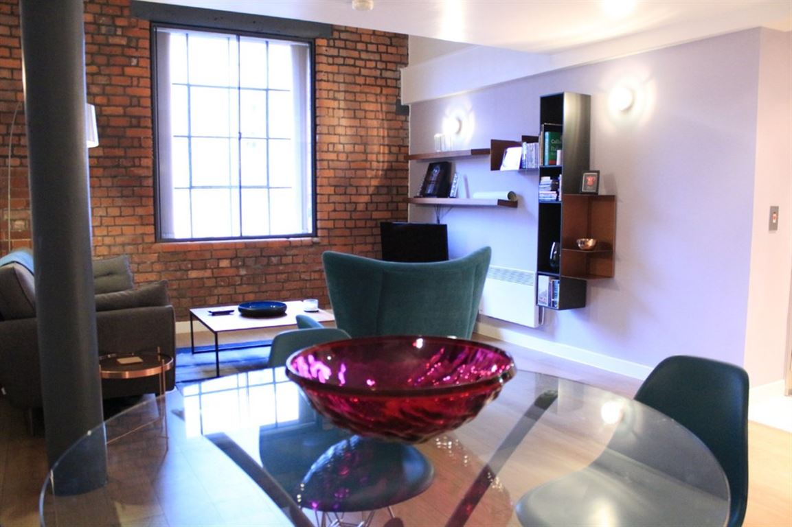 The Sorting Office, Manchester - 2 Bed - Apartment