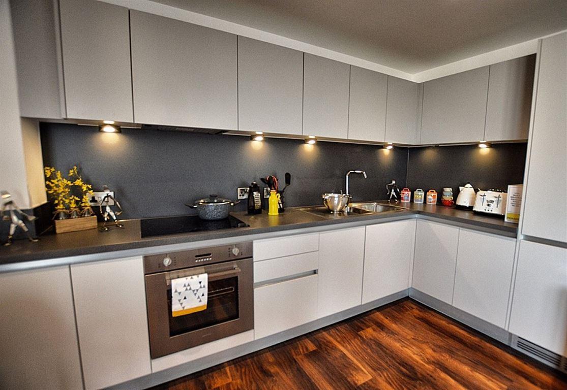 Wilburn Basin, Salford - 2 Bed - Apartment