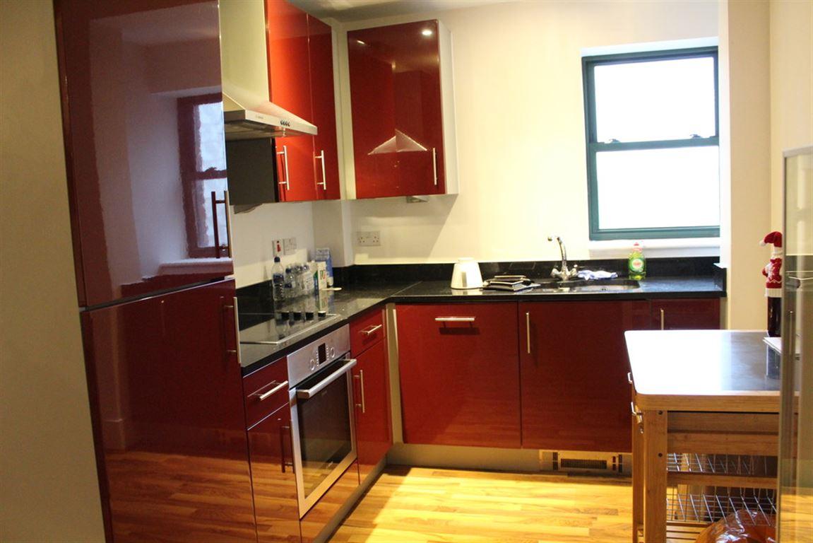 Cambridge Street, Manchester - 3 Bed - Apartment