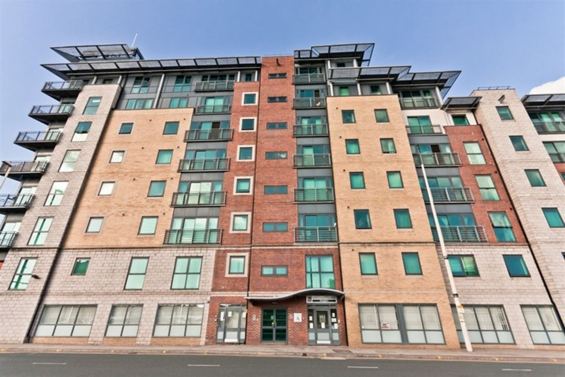 City Point II, Salford - 2 Bed - Apartment