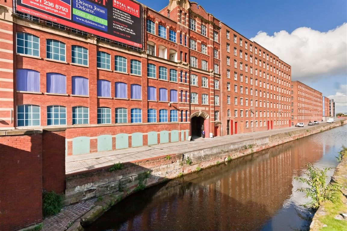 Royal Mills, Manchester - 2 Bed - Apartment