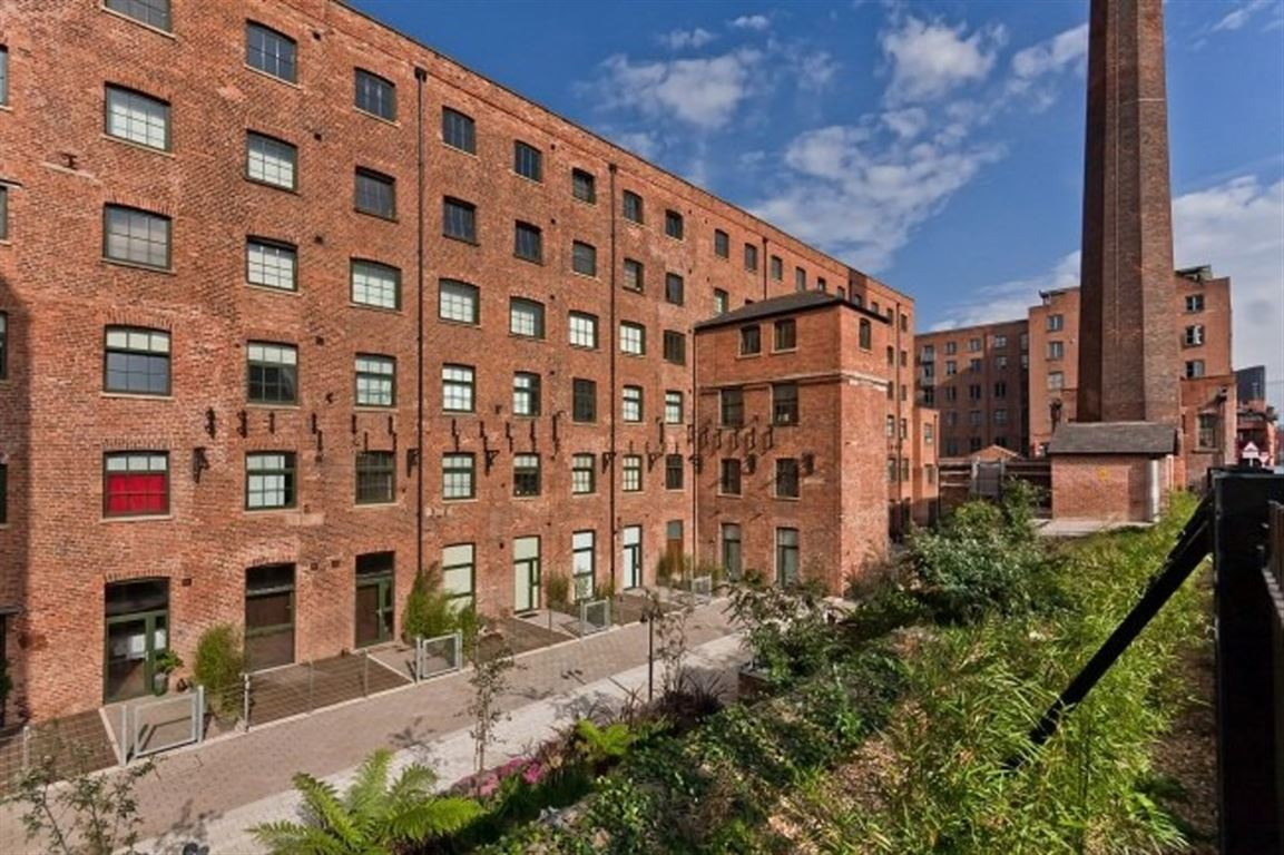 Macintosh Mills, Manchester - 2 Bed - Apartment