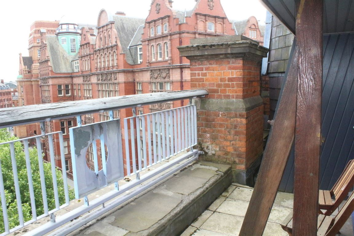 Regency House, Manchester - 2 Bed - Apartment