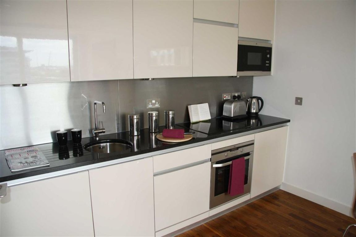 City Lofts, Salford Quays - 1 Bed - Apartment