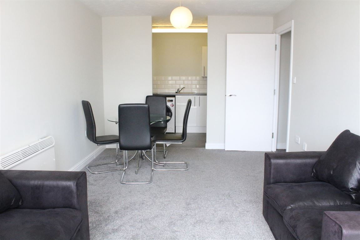Victoria Mill, Manchester - 1 Bed - Apartment