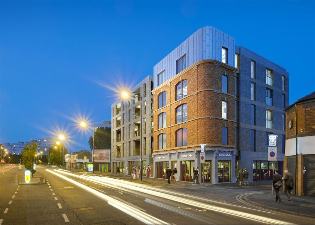 POPworks, Manchester - 2 Bed - Apartment