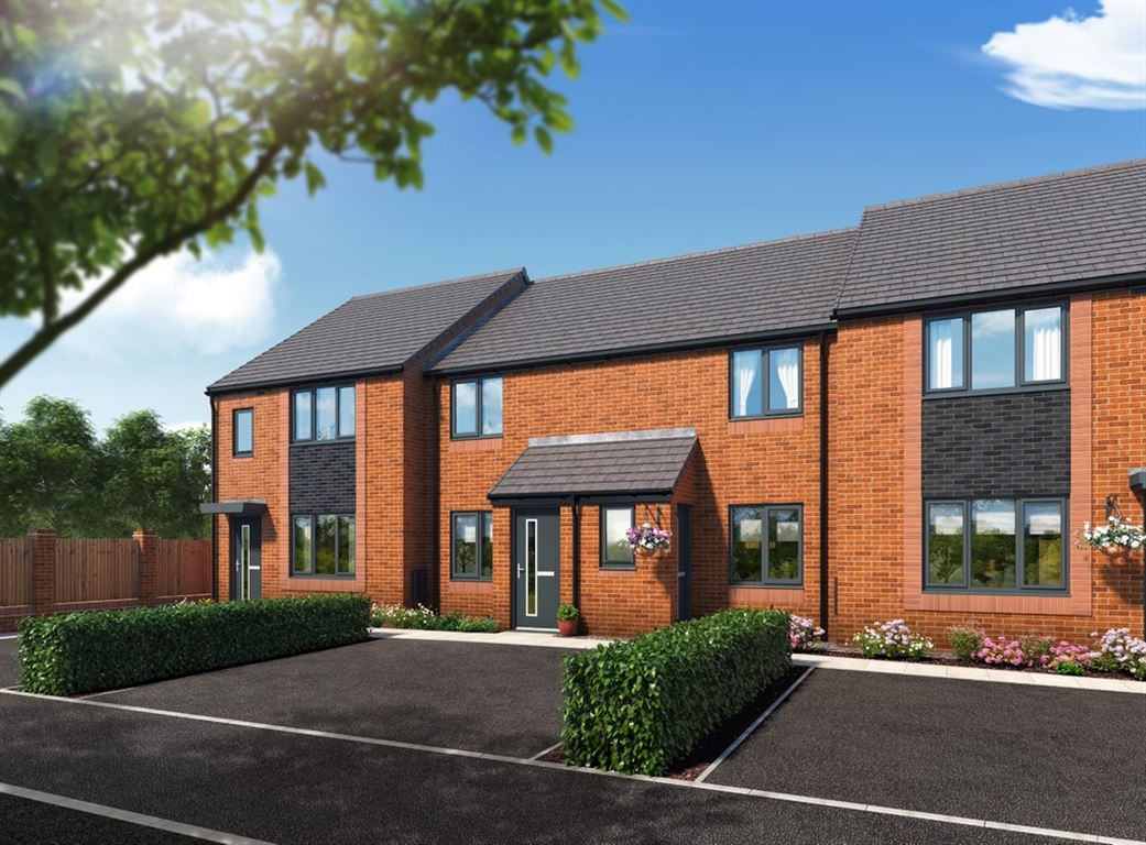 Riverbank View, The Haxby, Salford - 2 Bed - Mews