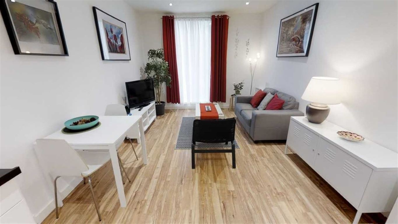 The Exchange X1, Salford - 1 Bed - Apartment