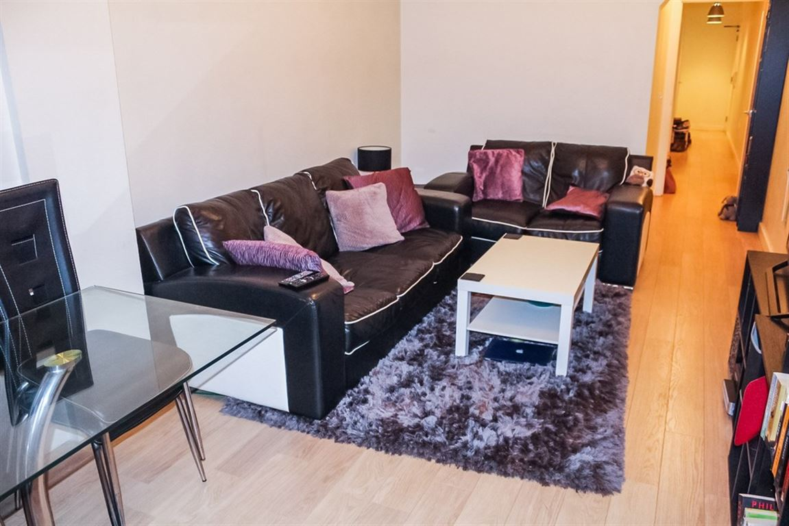 The Lighthouse, Manchester - 1 Bed - Apartment