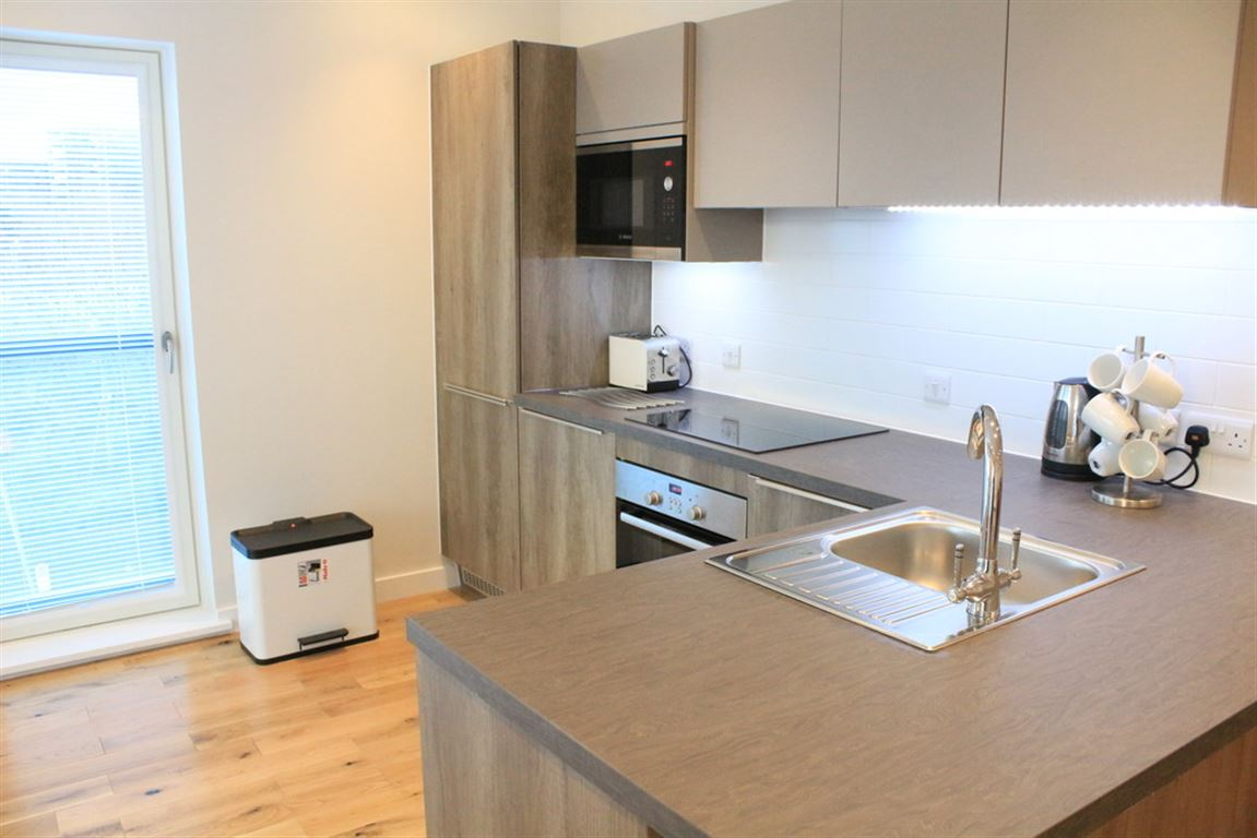 Old Mill St, Manchester - 2 Bed - Apartment