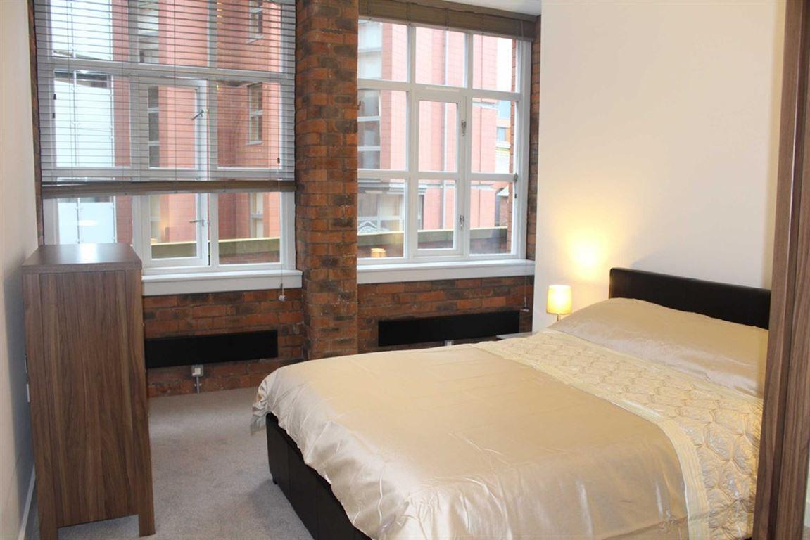 Paragon Mill, Ancoats - 2 Bed - Apartment