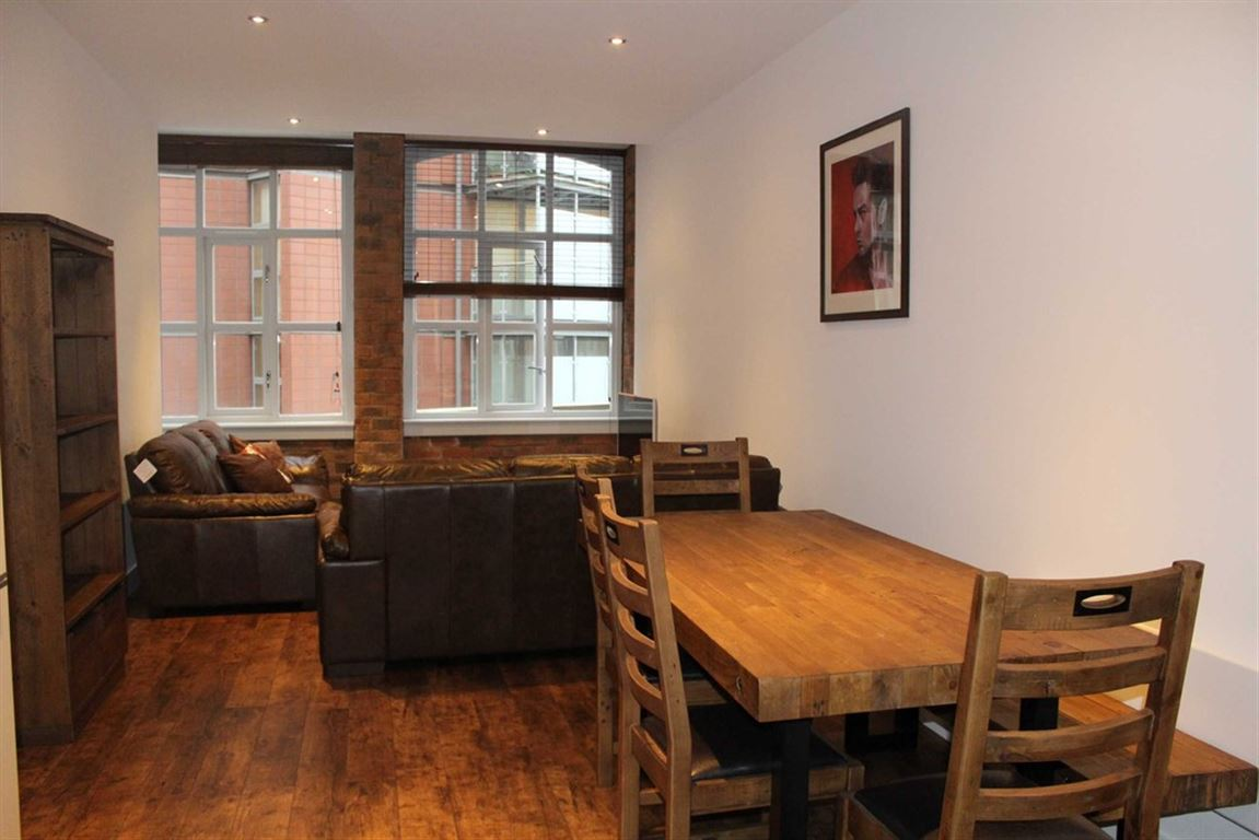 Paragon Mill, Ancoats - 2 Bed - Apartment