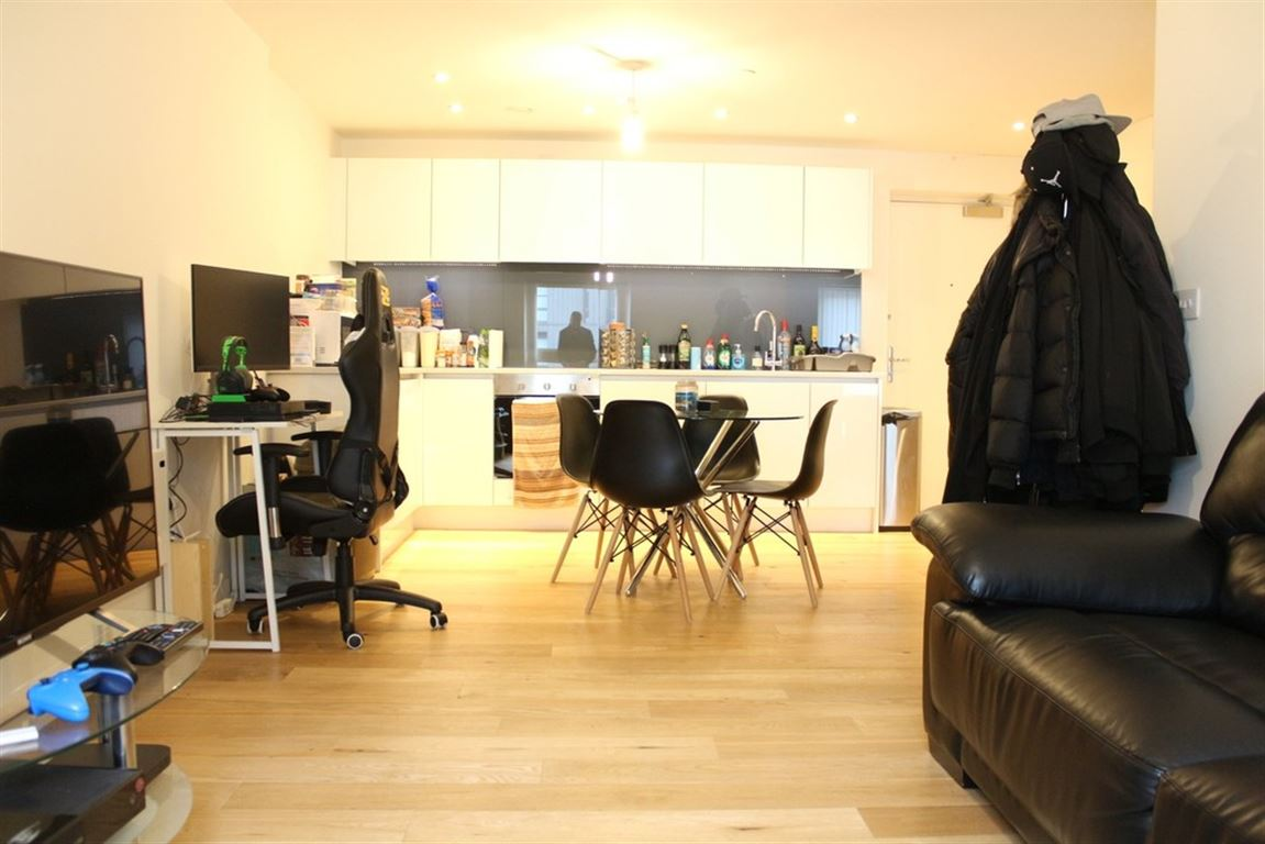 Hatbox, Manchester - 1 Bed - Apartment