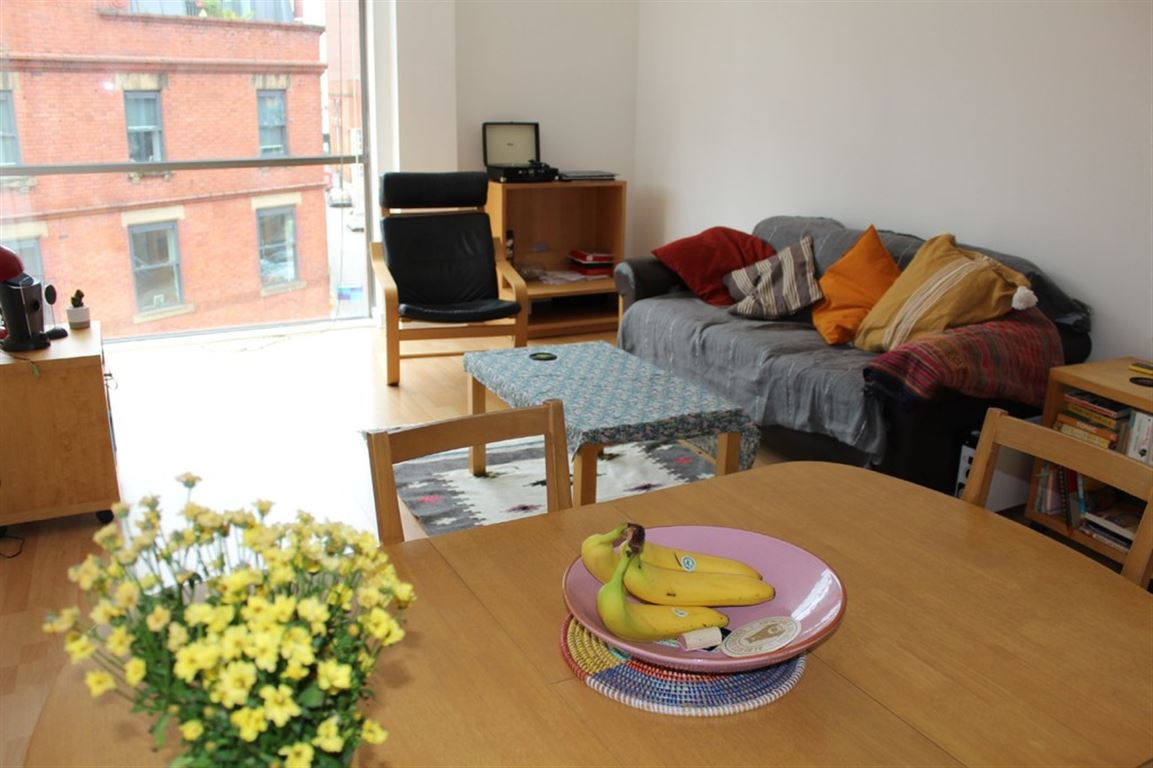 Deansgate Quay, Manchester - 2 Bed - Apartment