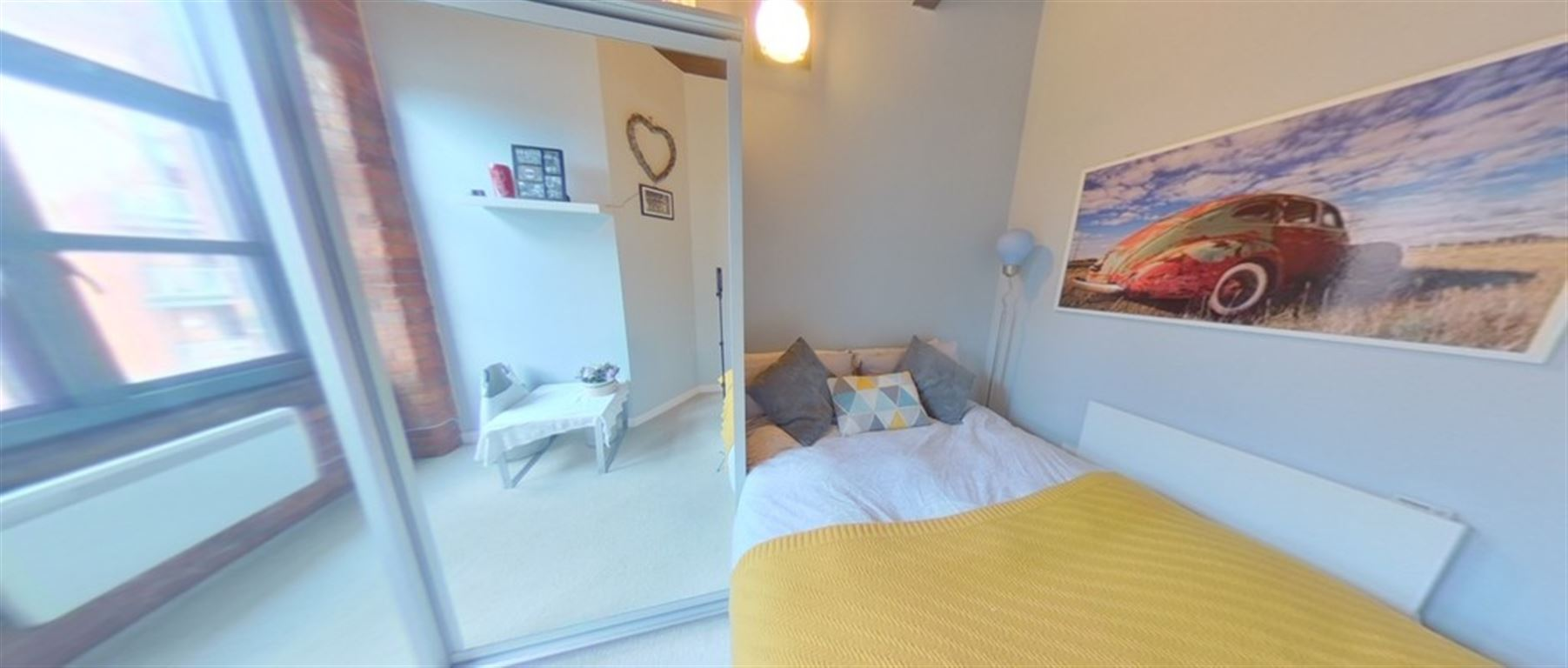 Worsley Mill, Manchester - 1 Bed - Apartment