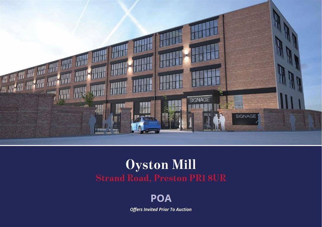 Oyston Mill, Strand Road