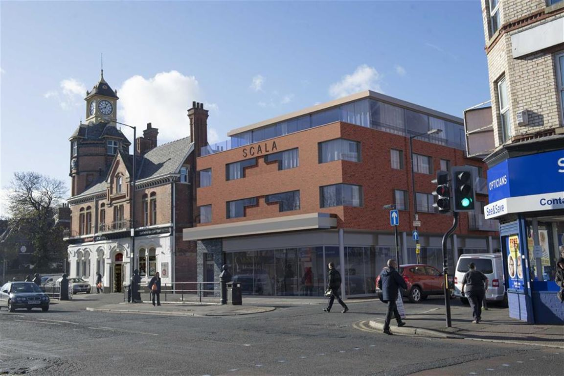 Studio Flat for sale in Wilmslow Road, Manchester
