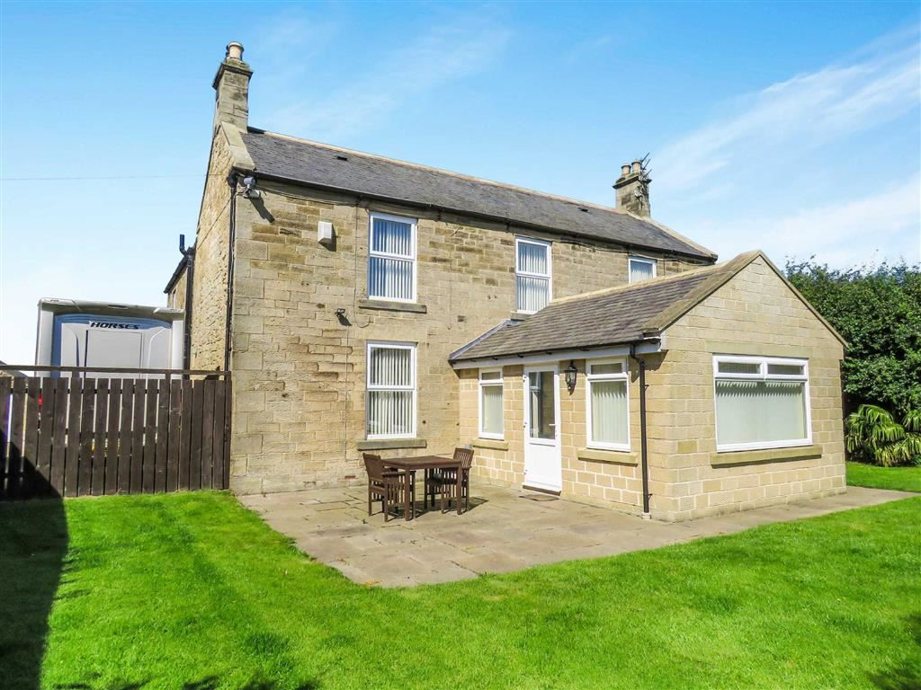 4 Bedrooms Detached House for sale in Ulgham, Northumberland