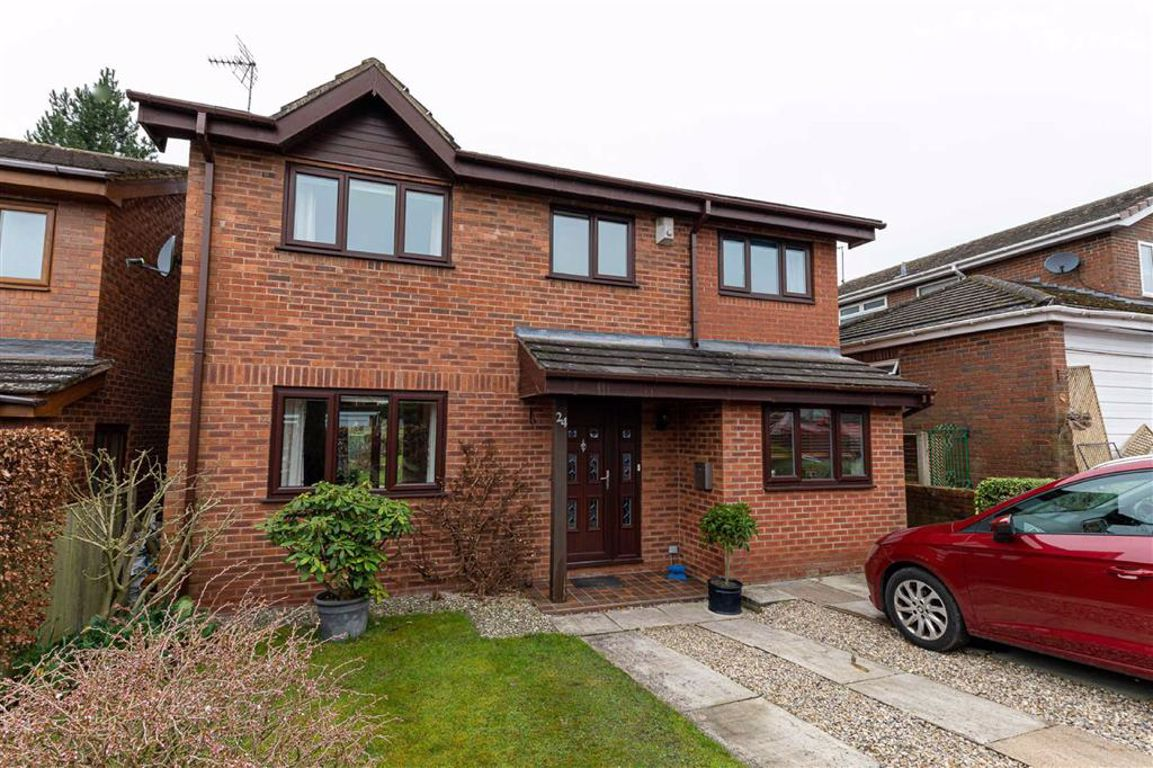 Windmill Drive, Audlem Crewe, Cheshire