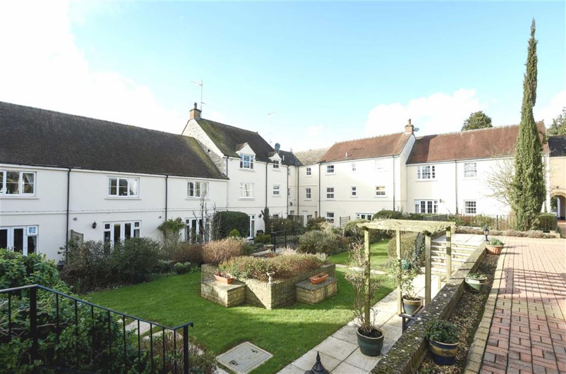 2 Bedrooms Retirement Property for sale in Eastfield Court, Faringdon, Oxfordshire