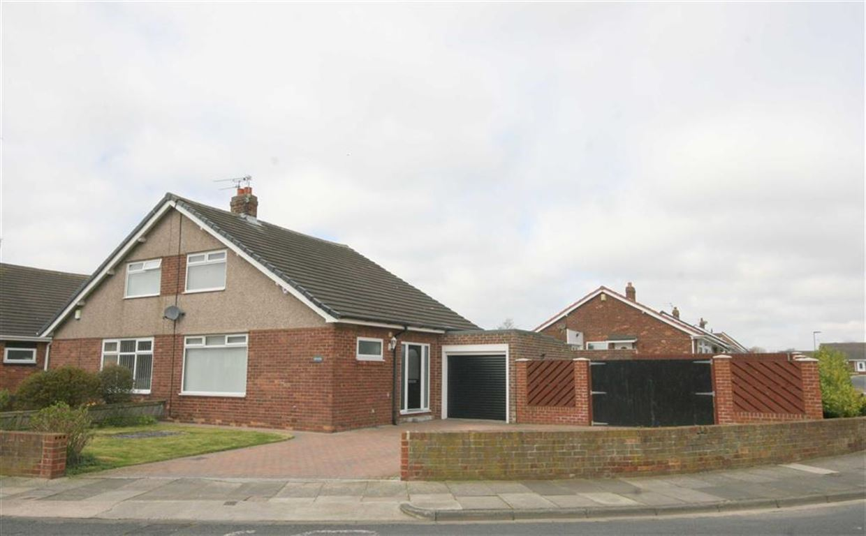 2 Bedrooms Property for sale in St Anselm Crescent, North Shields, Tyne And Wear, NE29