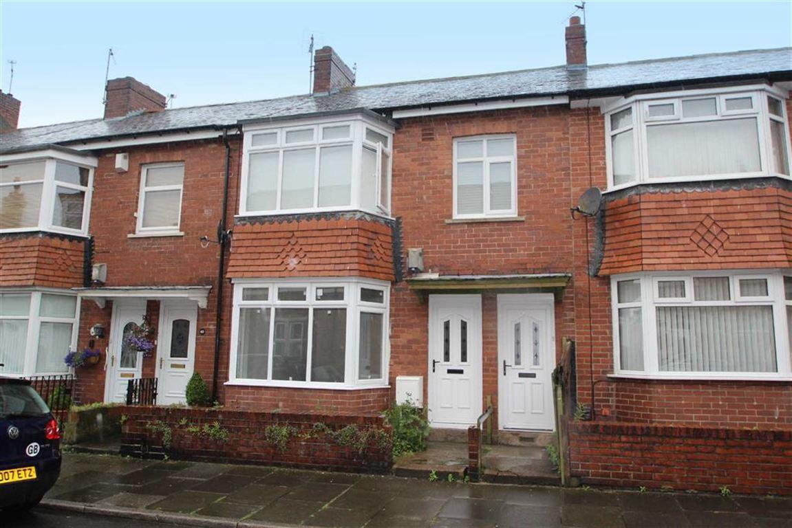 2 Bedrooms Flat for sale in Cleveland Avenue, North Shields, Tyne & Wear, NE29