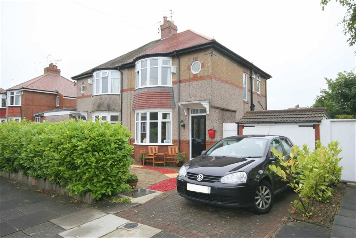 2 Bedrooms Semi Detached House for sale in Fairfield Green, West Monkseaton, Tyne & Wear, NE25