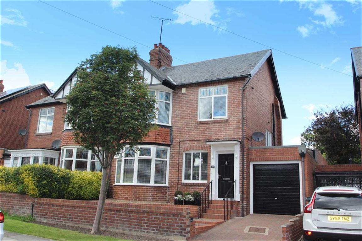 3 Bedrooms Property for sale in Monkseaton Drive, Whitley Bay, Tyne & Wear, NE26
