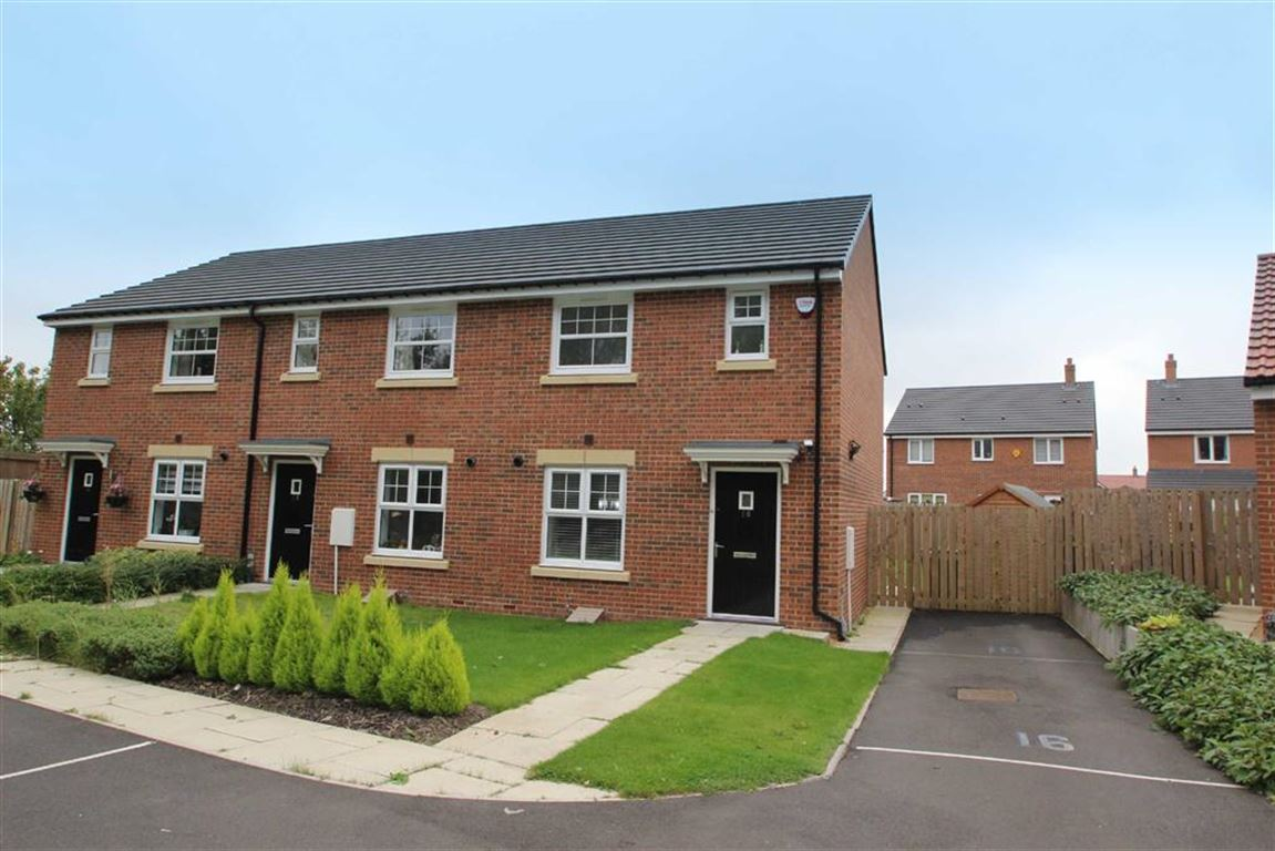3 Bedrooms End Of Terrace House for sale in Corver Way, Benton, Newcastle Upon Tyne, NE12