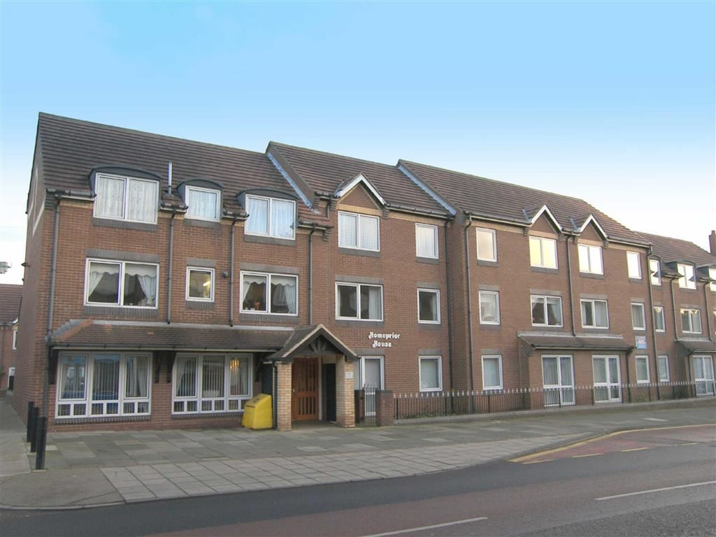 1 Bedroom Retirement Property for sale in Homeprior House, Monkseaton, Tyne And Wear, NE25