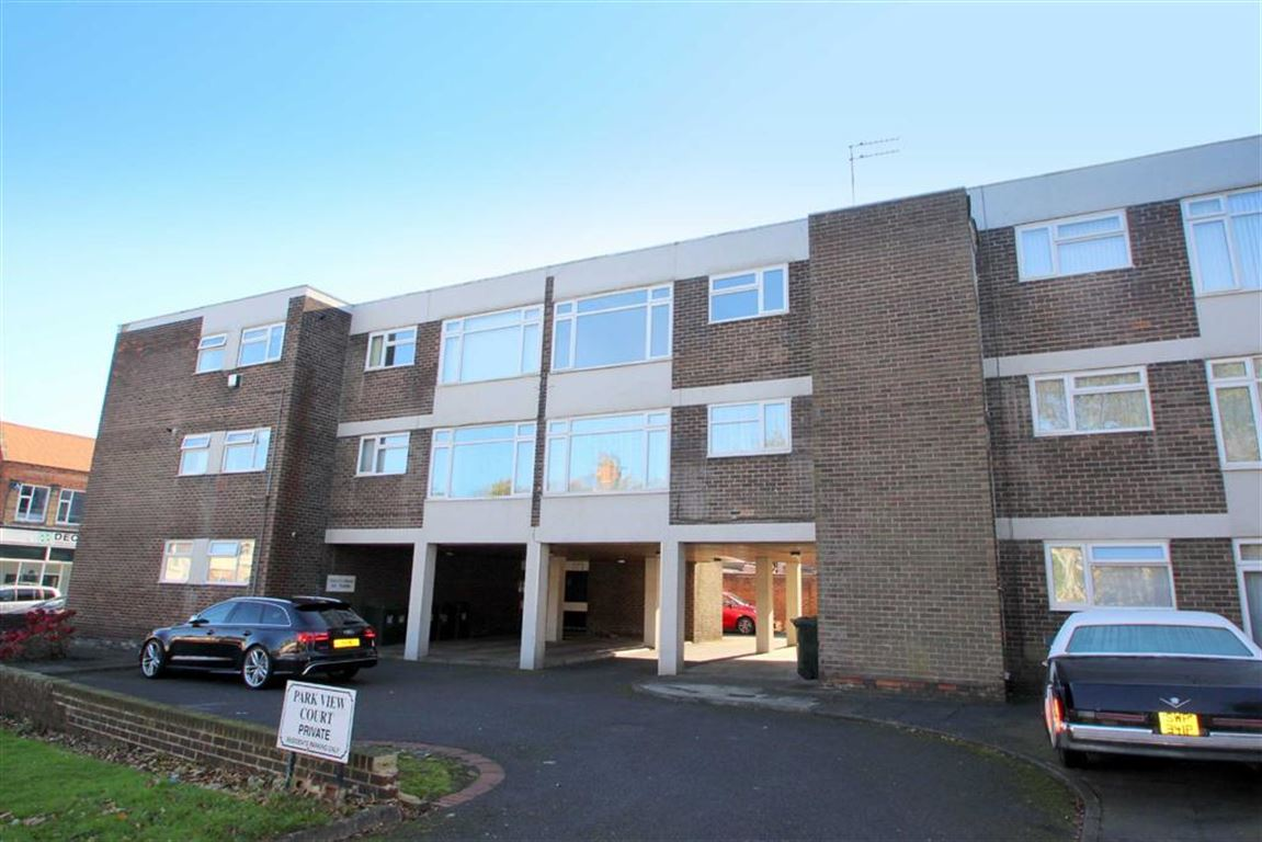 2 Bedrooms Flat for sale in Park View Court, Whitley Bay, NE26