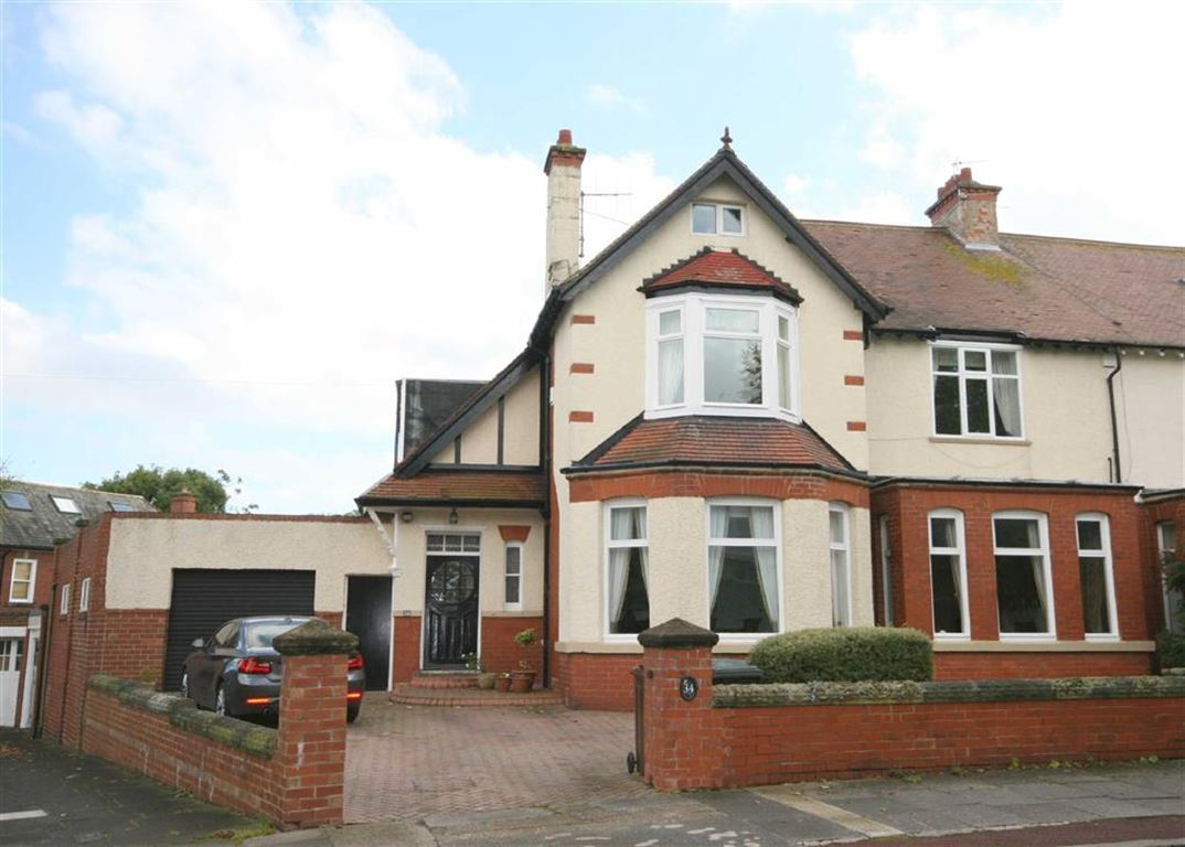 6 Bedrooms House for sale in St Georges Crescent, Monkseaton, NE25