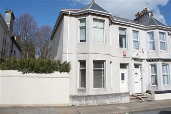 Property in Knighton Road, St Judes, Plymouth