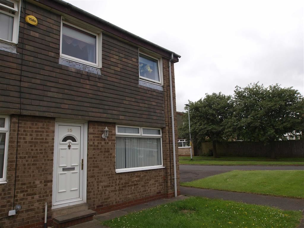 3 Bedrooms Property for sale in Oswestry Place, Cramlington