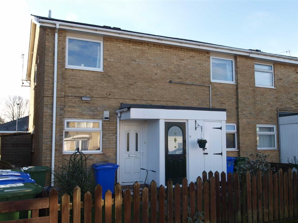 2 Bedrooms Apartment Flat for sale in Lindsey Close, Cramlington