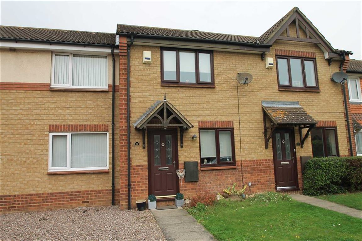 2 Bedrooms Terraced House for sale in Clover Avenue, Bedford
