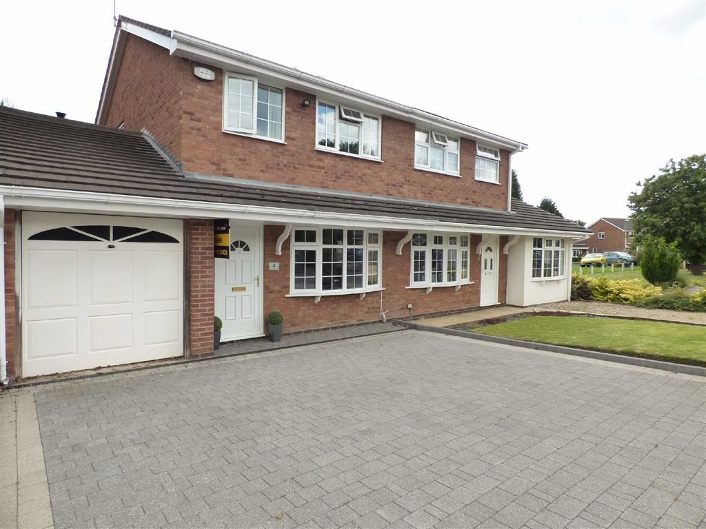 Greenlea Close, Trentham, Staffordshire