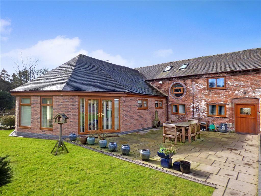 Home Farm Buildings, Swynnerton, Staffordshire