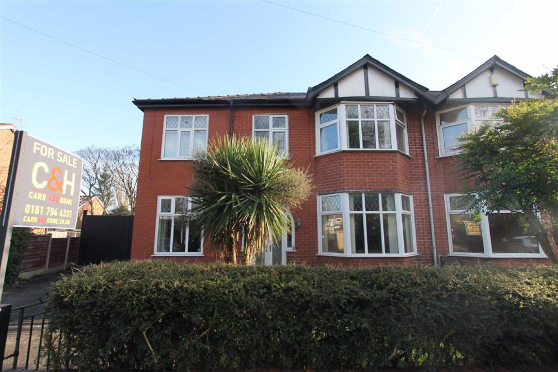 5 Bedroom Semi-detached House For Sale - Main Image